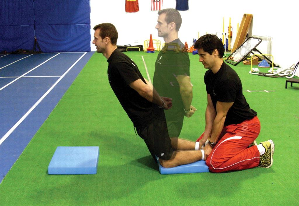 Functional hamstring rehabilitation
