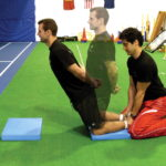 Functional hamstring rehabilitation
