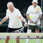 Racquet sports help you live longer!