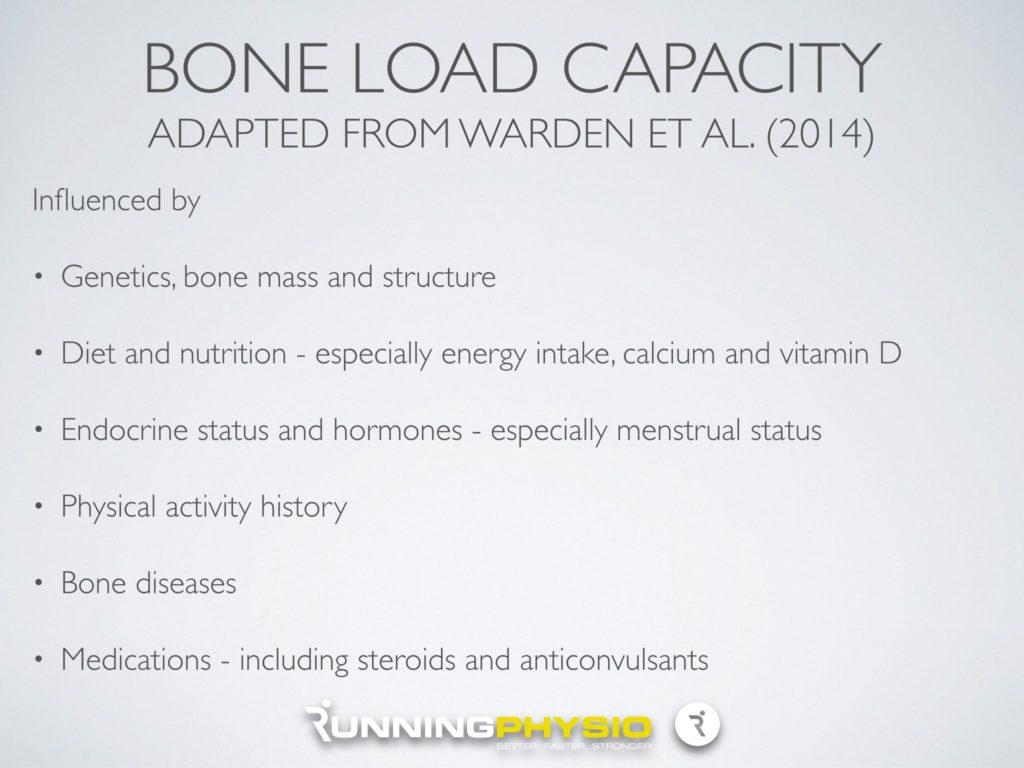 Bone load