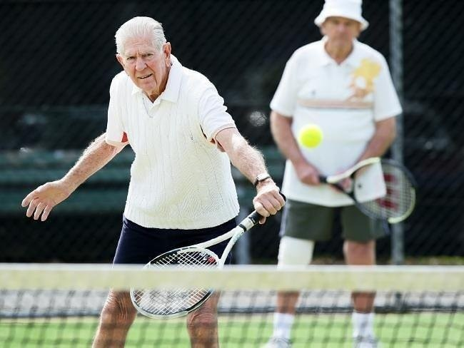 Racquet sports help you live longer!