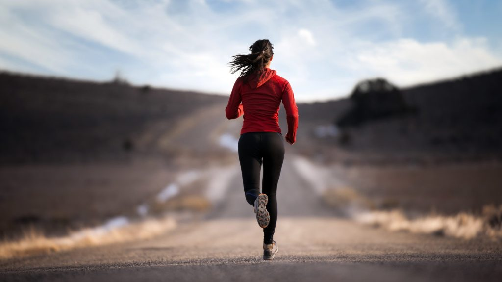 The benefits of exercise on depression!